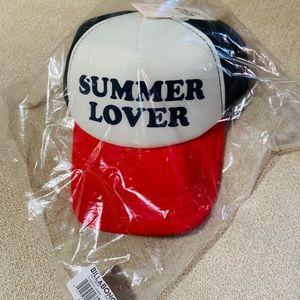 "Billabong ""Summer Lover"" Trucker Hat"